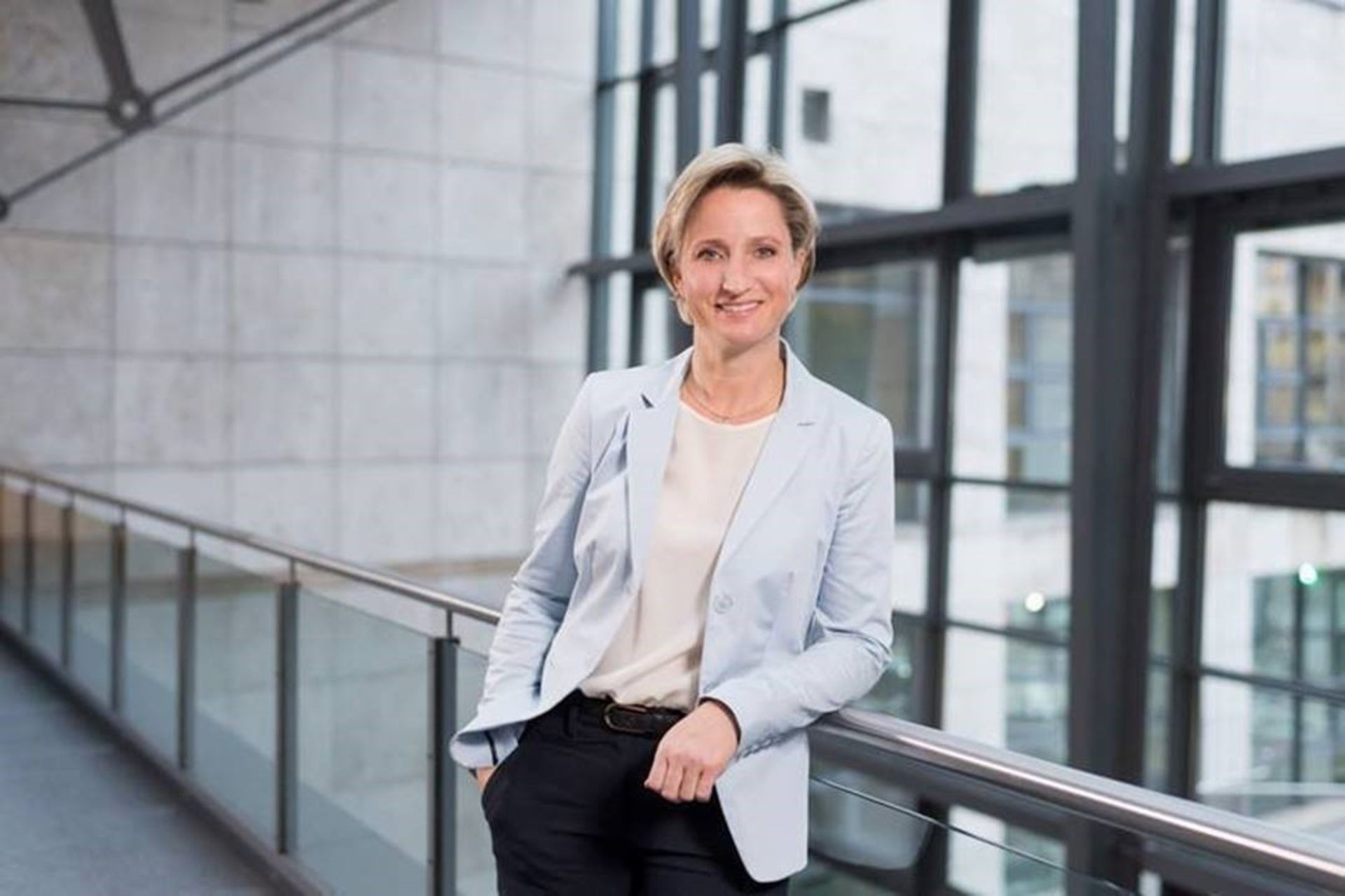 Dr. Nicole Hoffmeister-Kraut, Minister for Economic Affairs, Labour and Housing of the State of Baden-Württemberg