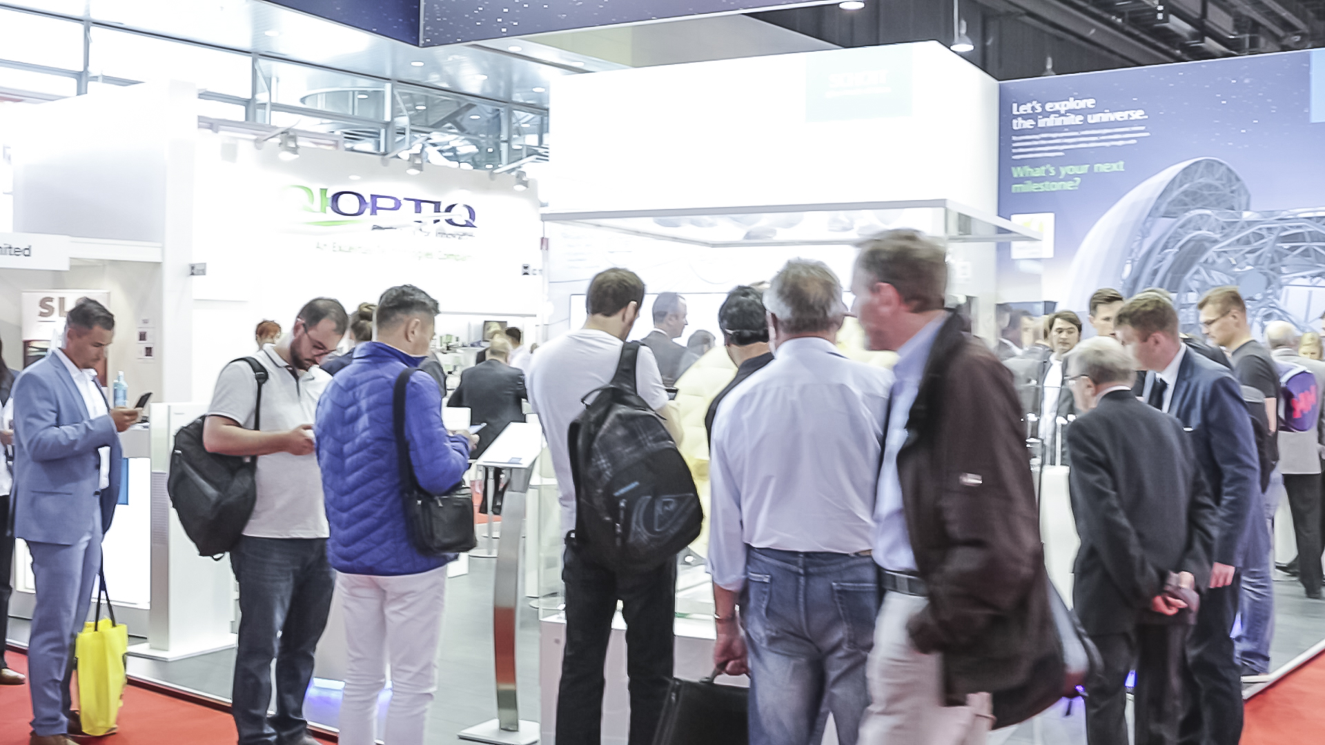Optatec 2020: Leading Trade Fair for Optical Technologies Invites Visitors to Frankfurt