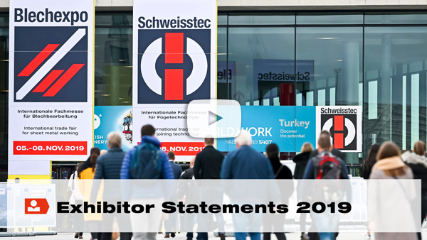 Exhibitor Statements 2019