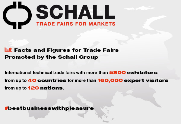 Schall - Trade Fairs For Markets